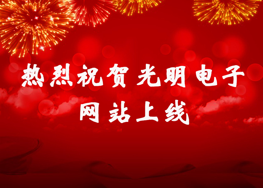 Warm congratulations lanxi light electronic wire co., LTD formally launched!!!!!